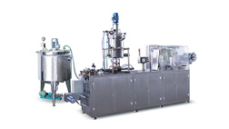 DPP-250Y Liquid Blister Packing Machine