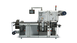DPP-160 Alu-Alu/Alu-PVC Blister Packing Machine