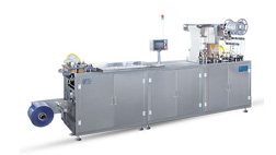DPP-260B Lollipop Blister Packing Machine